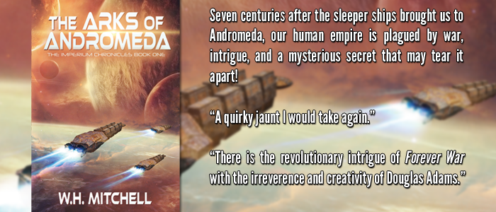 The Arks of Andromeda